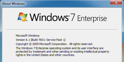 Windows7-Version